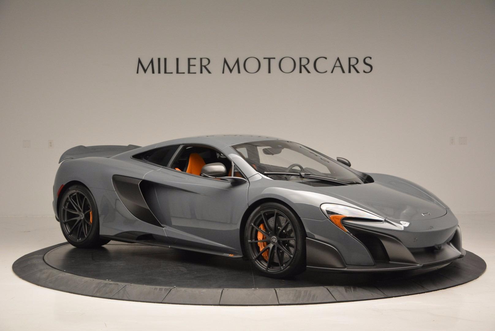 Used 2016 McLaren 675LT  For Sale In Westport, CT 628_p10