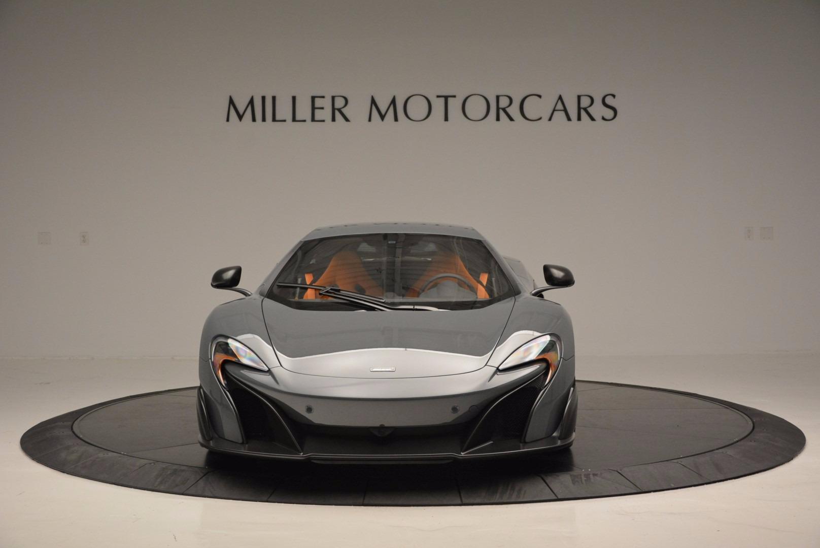 Used 2016 McLaren 675LT  For Sale In Westport, CT 628_p12