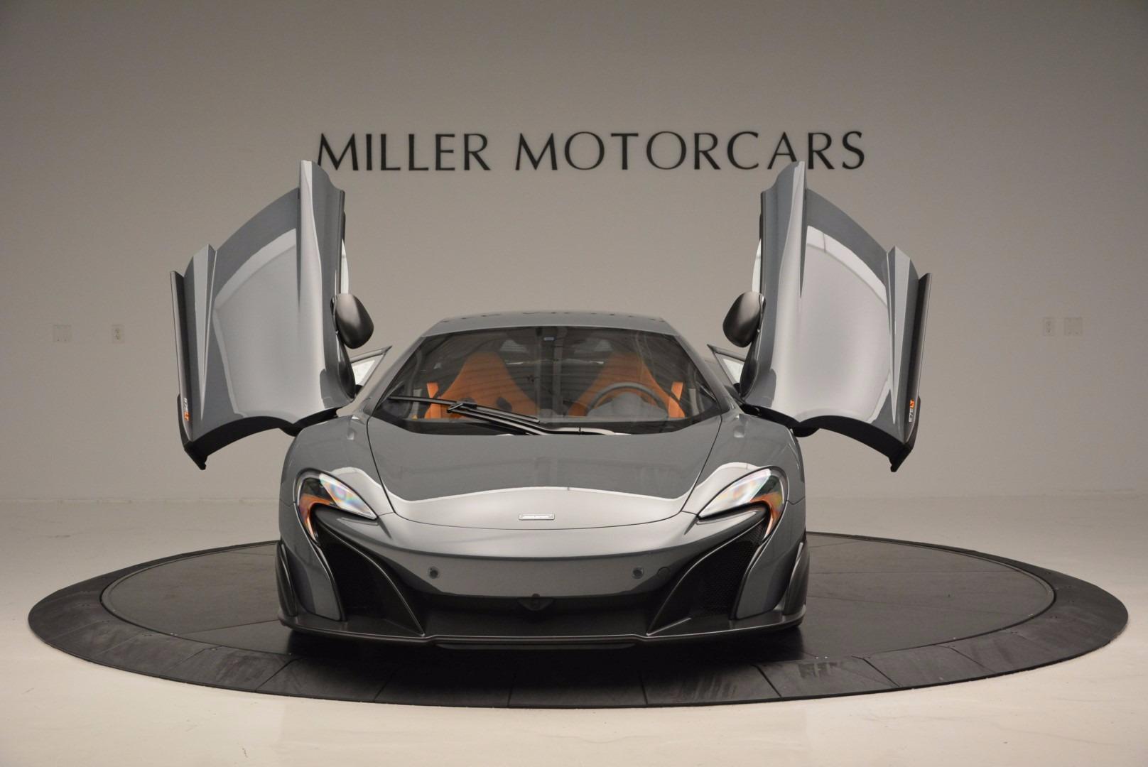 Used 2016 McLaren 675LT  For Sale In Westport, CT 628_p13