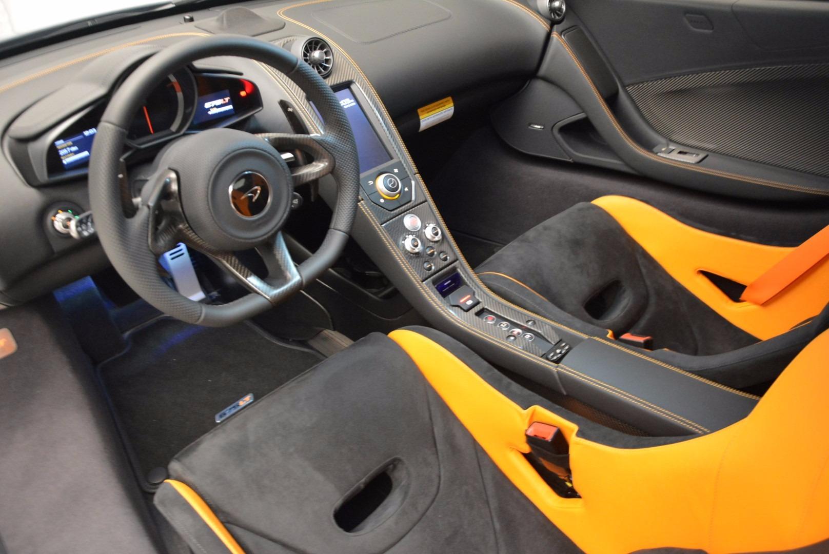 Used 2016 McLaren 675LT  For Sale In Westport, CT 628_p16