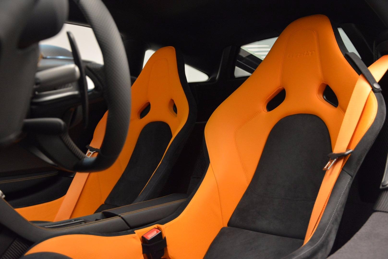Used 2016 McLaren 675LT  For Sale In Westport, CT 628_p18