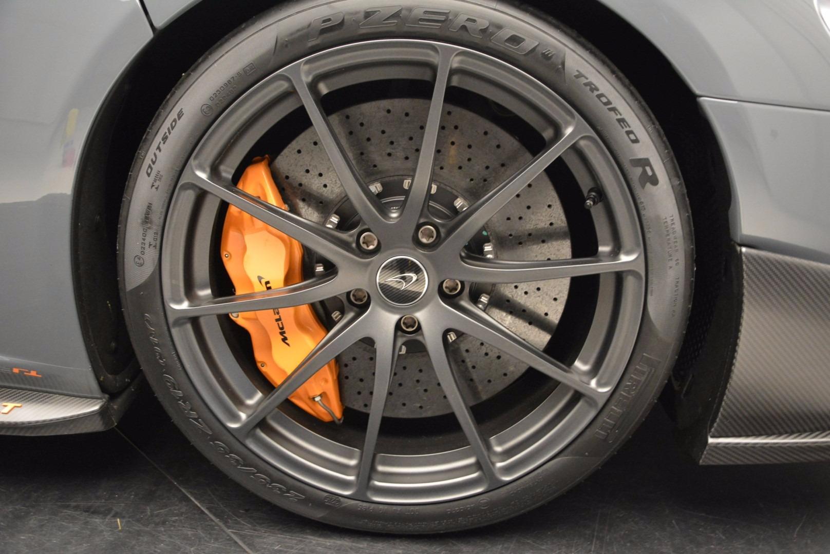 Used 2016 McLaren 675LT  For Sale In Westport, CT 628_p23