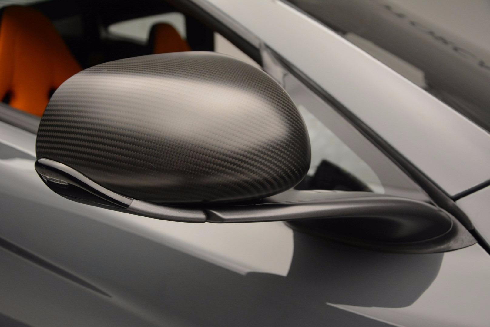Used 2016 McLaren 675LT  For Sale In Westport, CT 628_p24