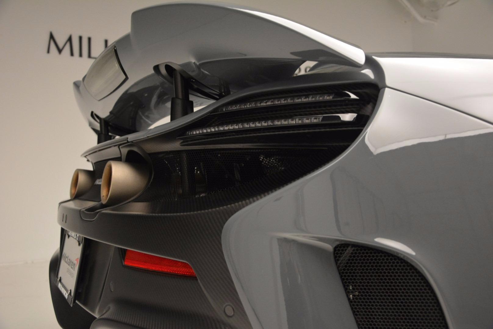 Used 2016 McLaren 675LT  For Sale In Westport, CT 628_p26