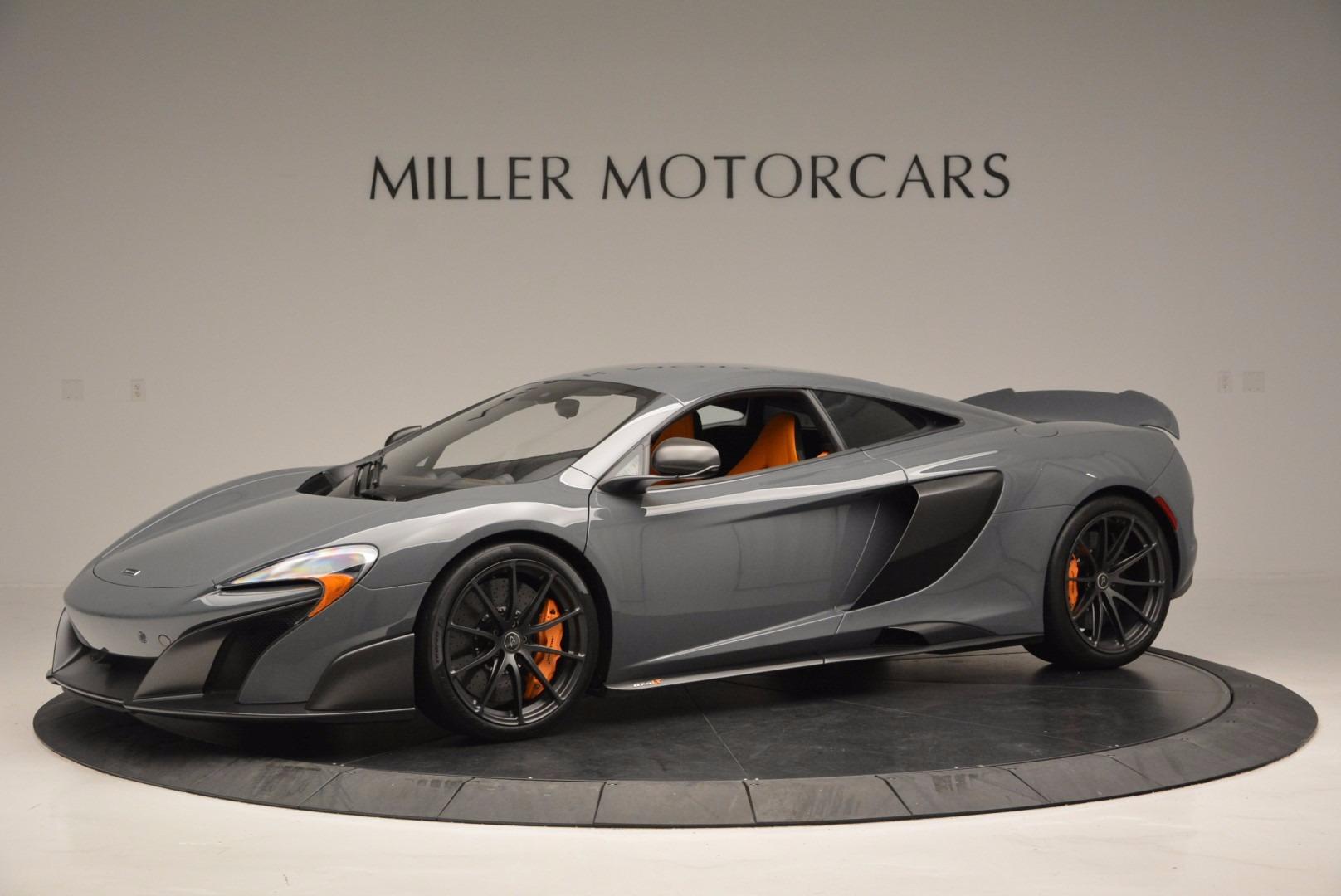 Used 2016 McLaren 675LT  For Sale In Westport, CT 628_p2