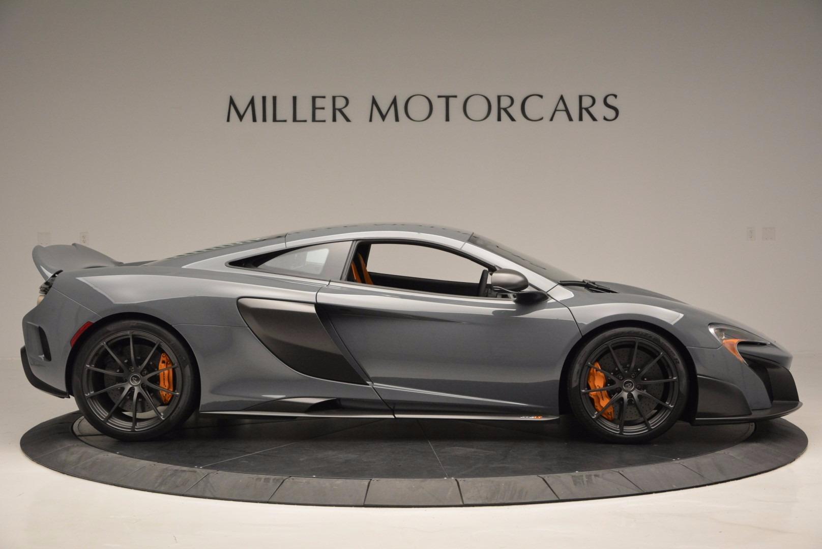 Used 2016 McLaren 675LT  For Sale In Westport, CT 628_p9