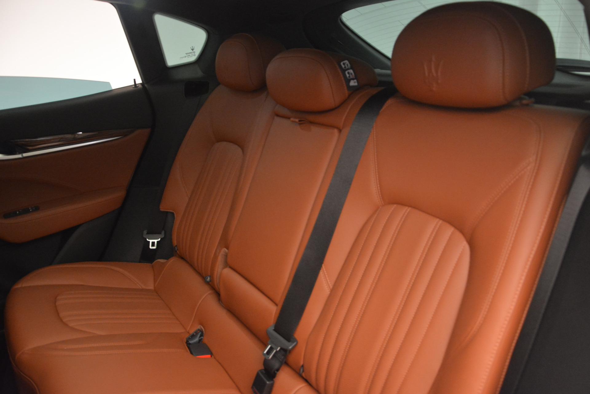 New 2017 Maserati Levante S For Sale In Westport, CT 629_p18