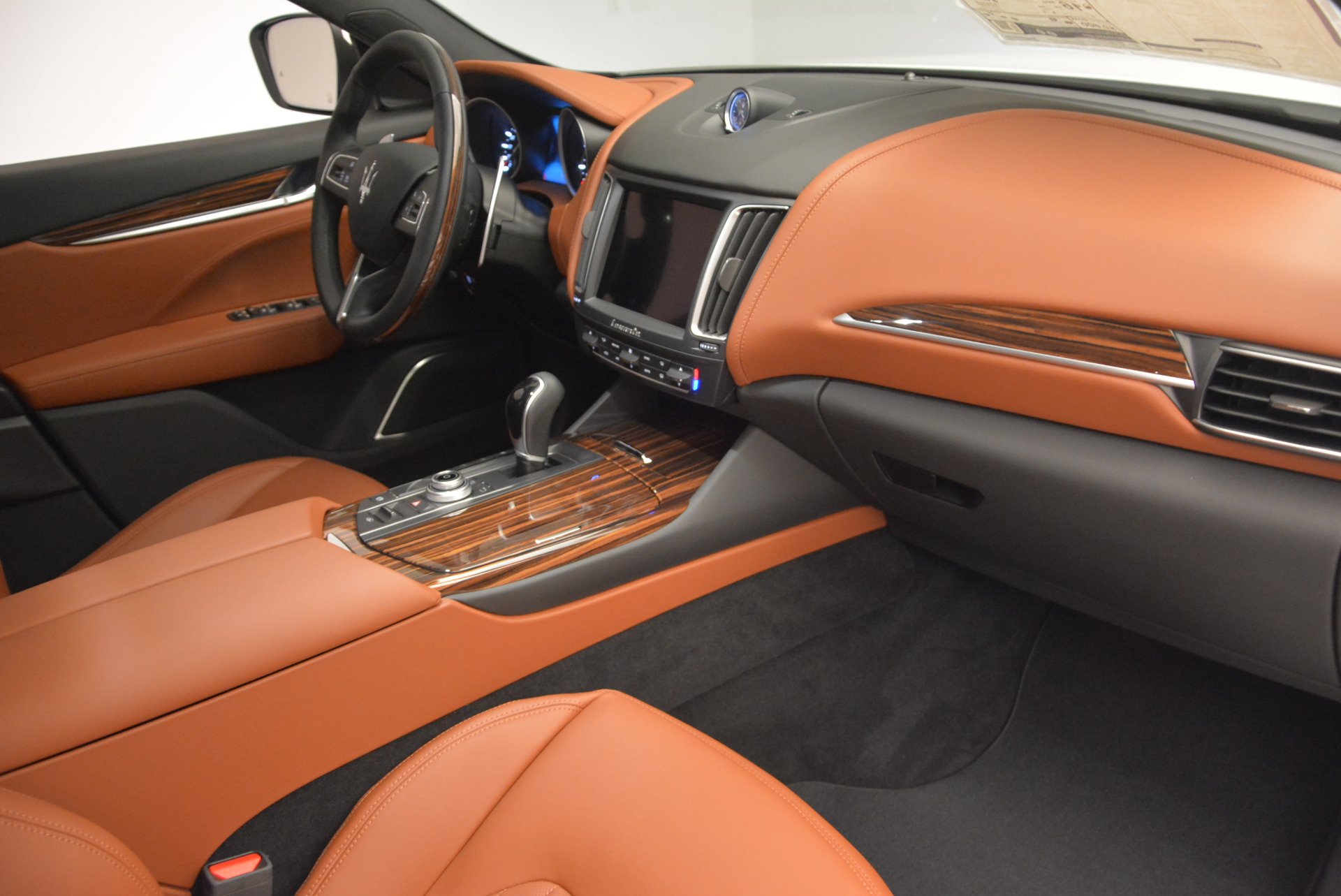 New 2017 Maserati Levante S For Sale In Westport, CT 629_p19