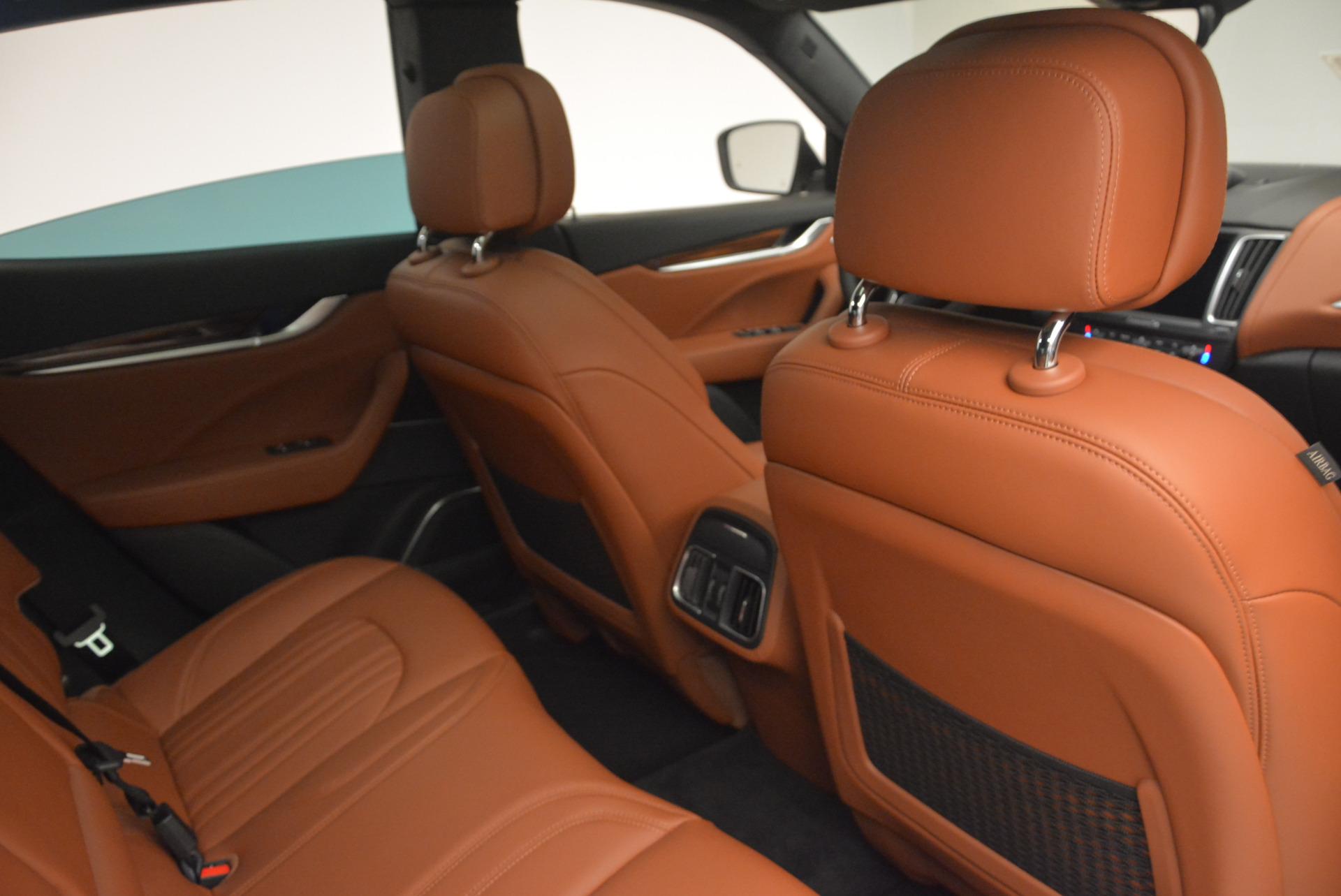 New 2017 Maserati Levante S For Sale In Westport, CT 629_p22