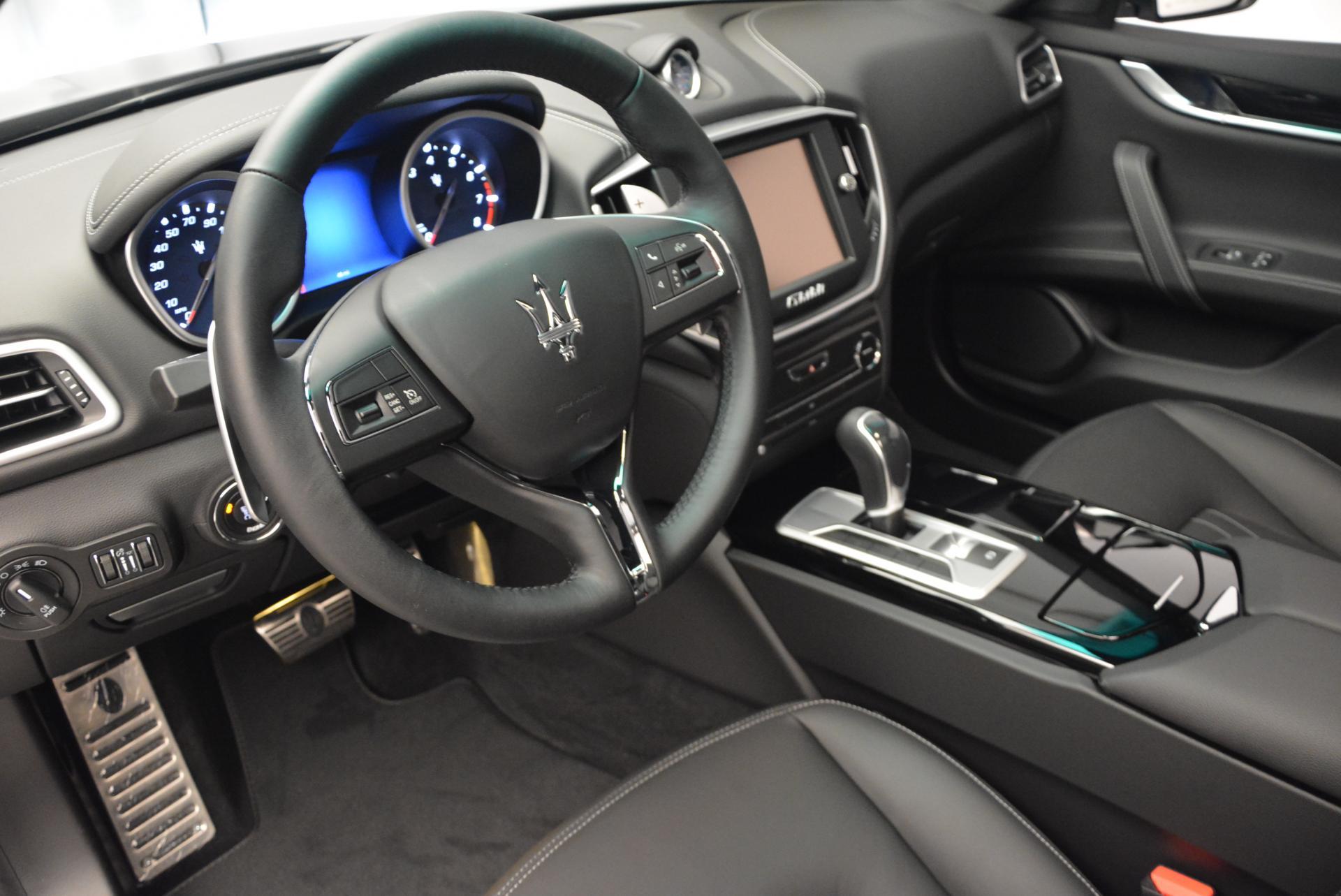 New 2016 Maserati Ghibli S Q4 For Sale In Westport, CT 63_p13