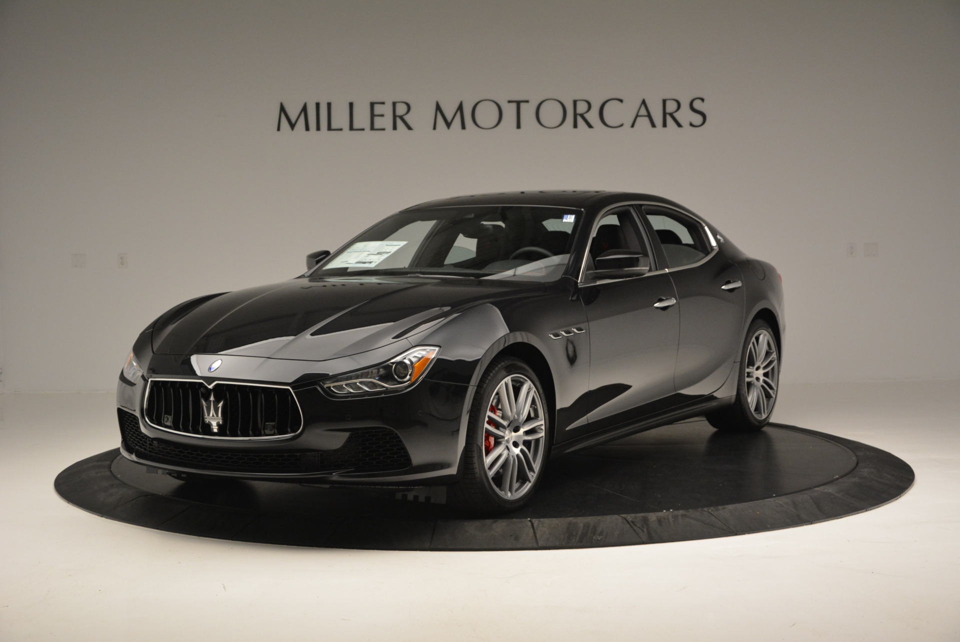 New 2017 Maserati Ghibli S Q4 For Sale In Westport, CT 630_main