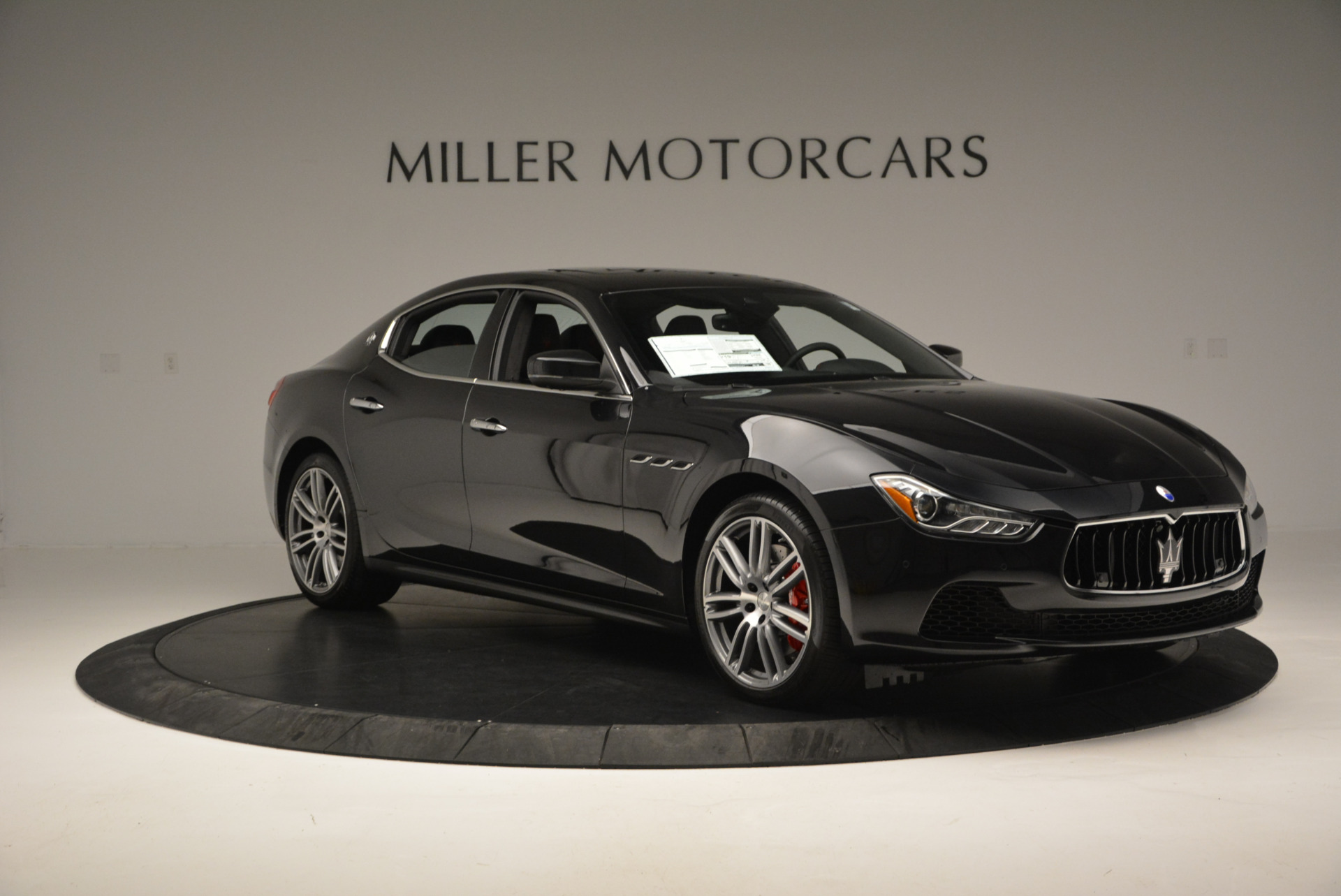 New 2017 Maserati Ghibli S Q4 For Sale In Westport, CT 630_p11