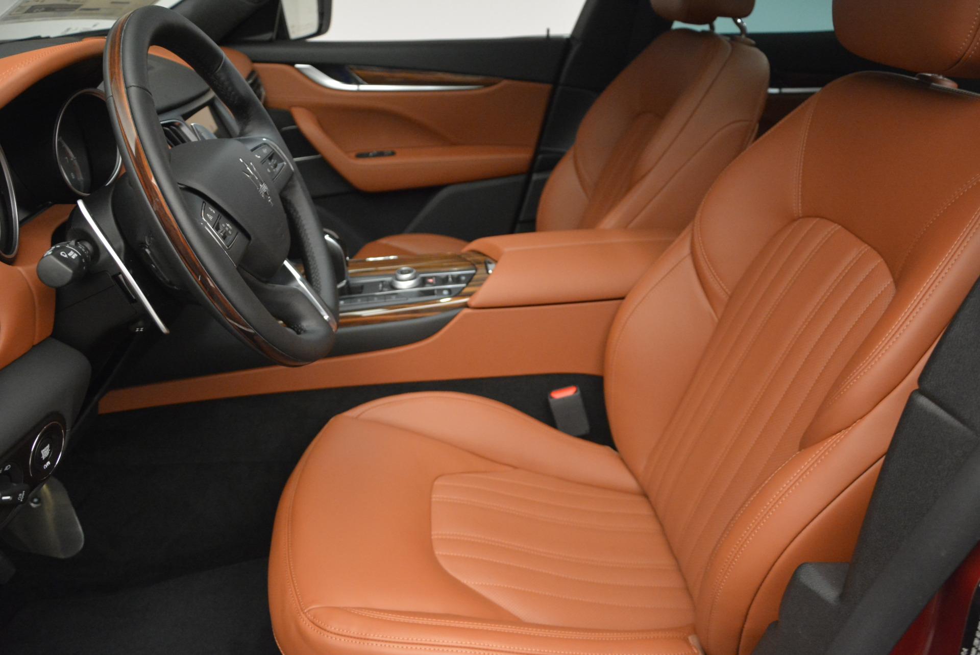 New 2017 Maserati Levante  For Sale In Westport, CT 632_p14