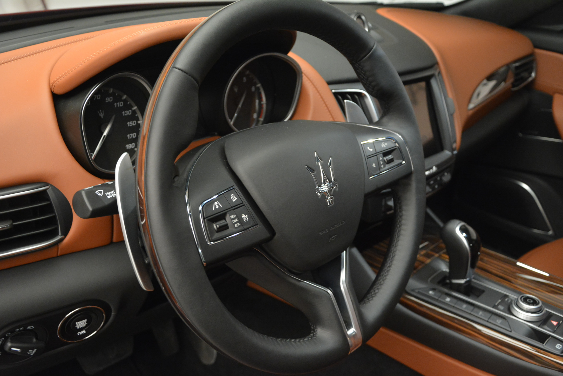 New 2017 Maserati Levante  For Sale In Westport, CT 632_p16