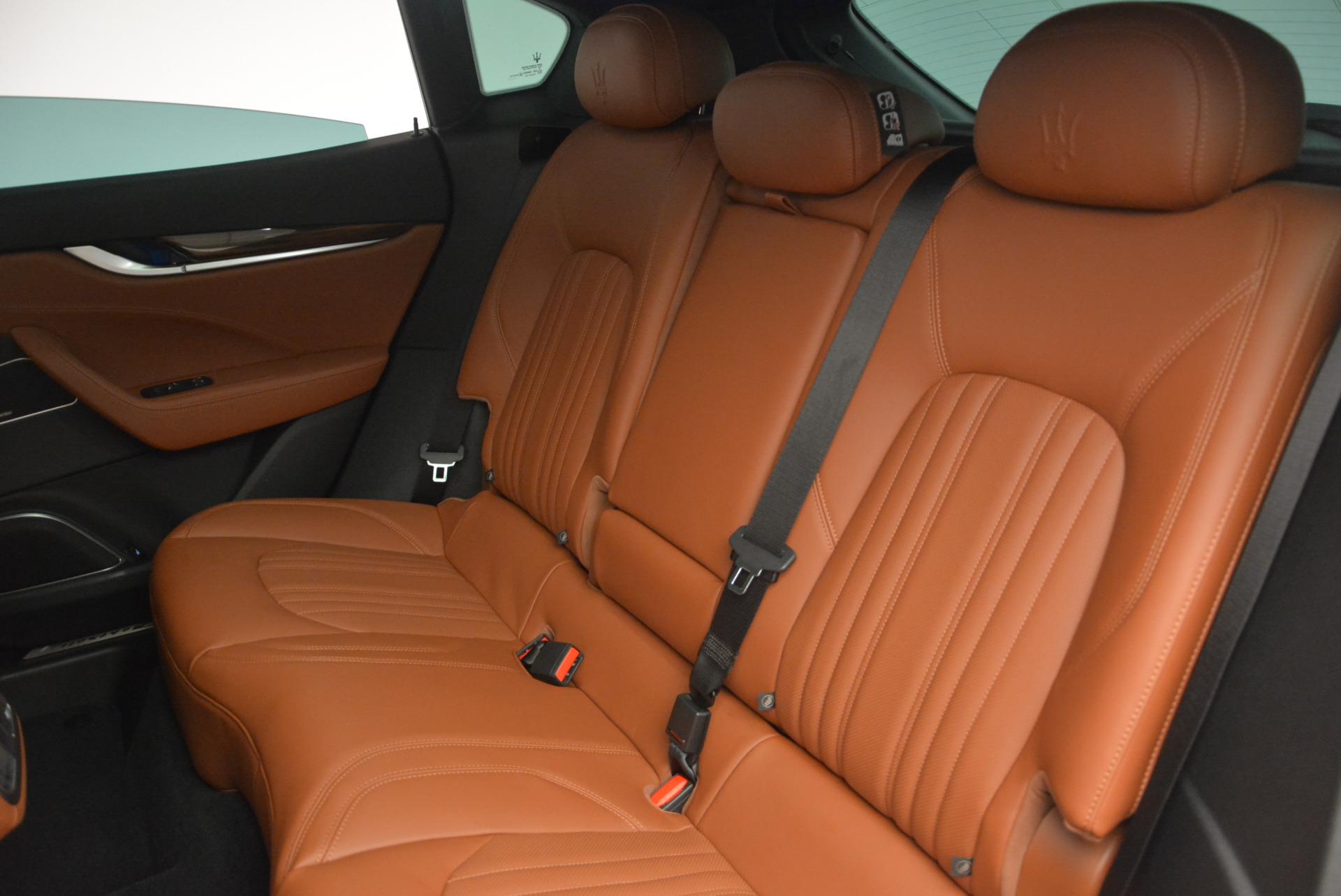 New 2017 Maserati Levante  For Sale In Westport, CT 632_p19
