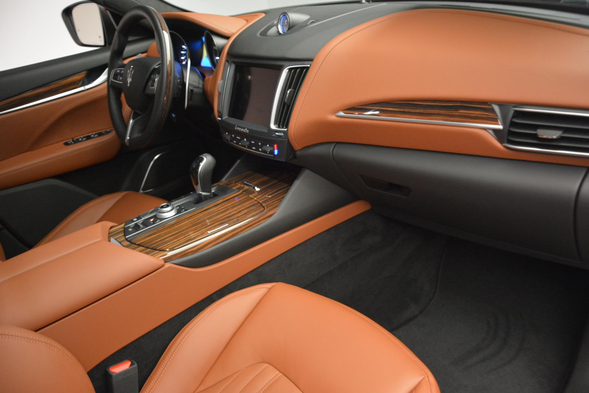 New 2017 Maserati Levante  For Sale In Westport, CT 632_p20