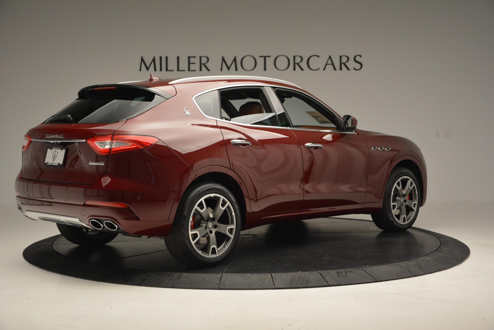 New 2017 Maserati Levante  For Sale In Westport, CT 632_p8