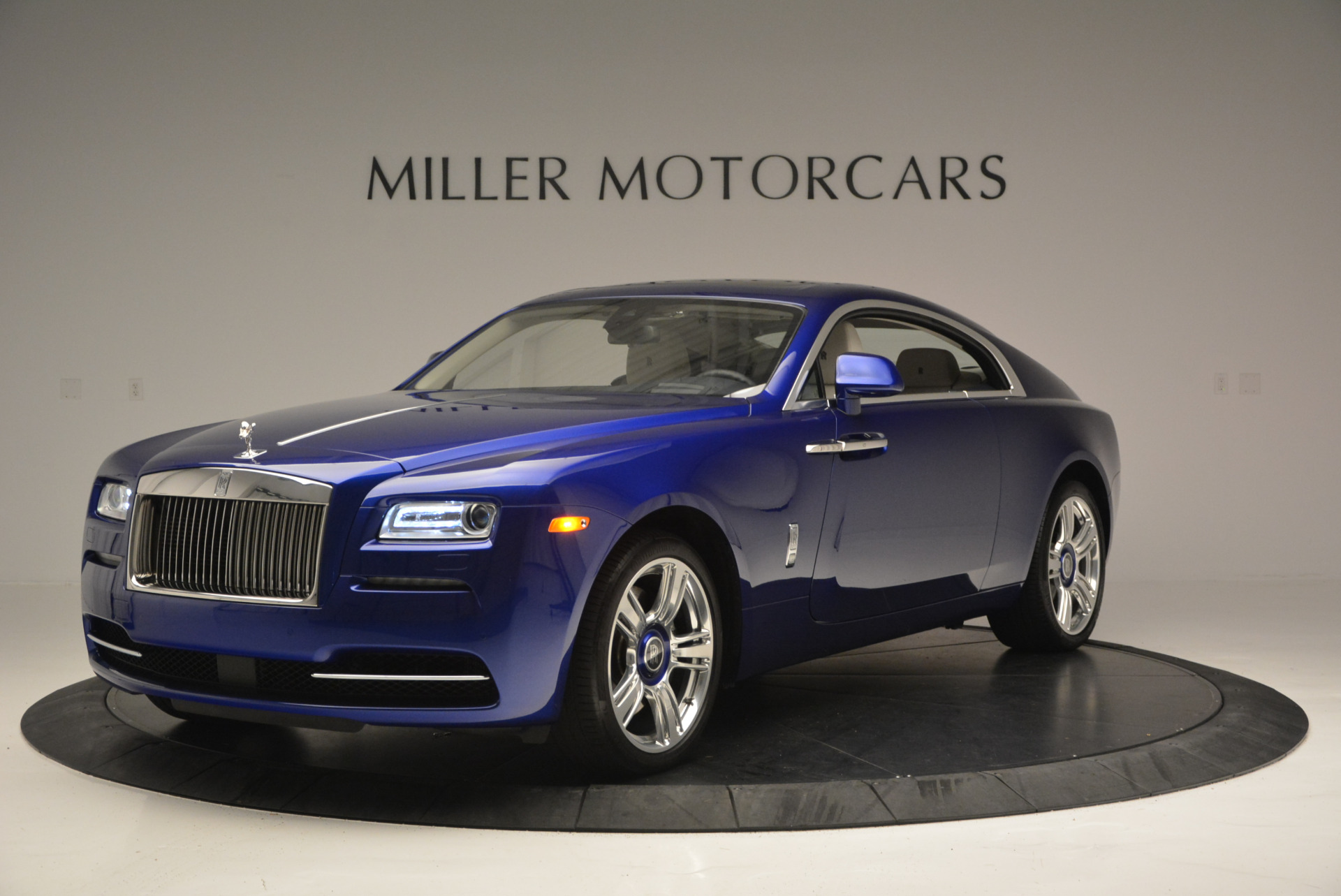 Used 2016 Rolls-Royce Wraith  For Sale In Westport, CT 635_p2