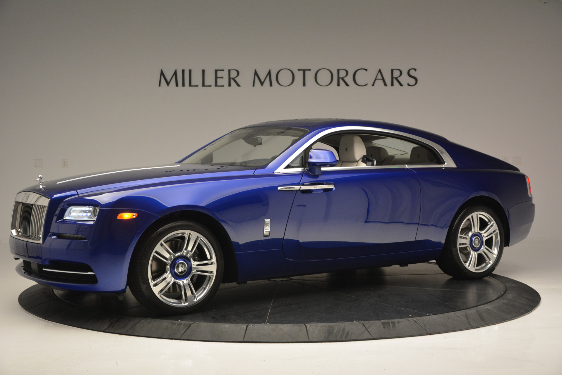 Used 2016 Rolls-Royce Wraith  For Sale In Westport, CT 635_p3