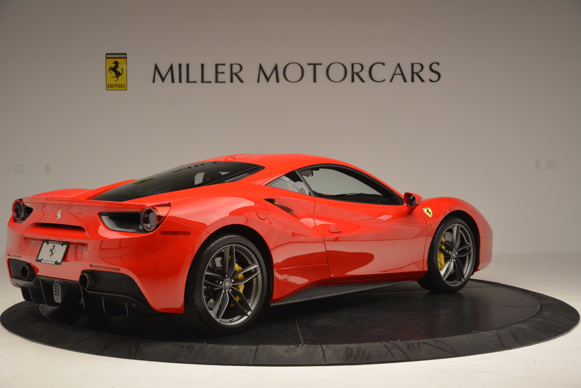 Used 2016 Ferrari 488 GTB  For Sale In Westport, CT 636_p8