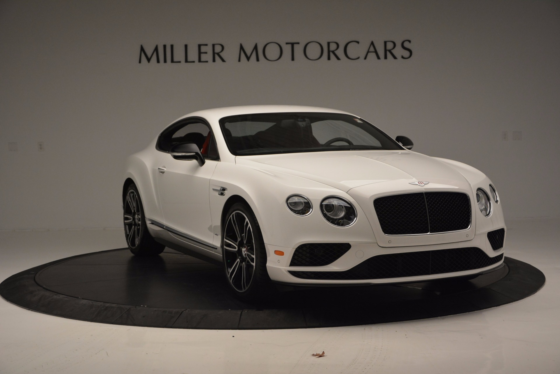 New 2017 Bentley Continental GT V8 S  For Sale In Westport, CT 637_p11