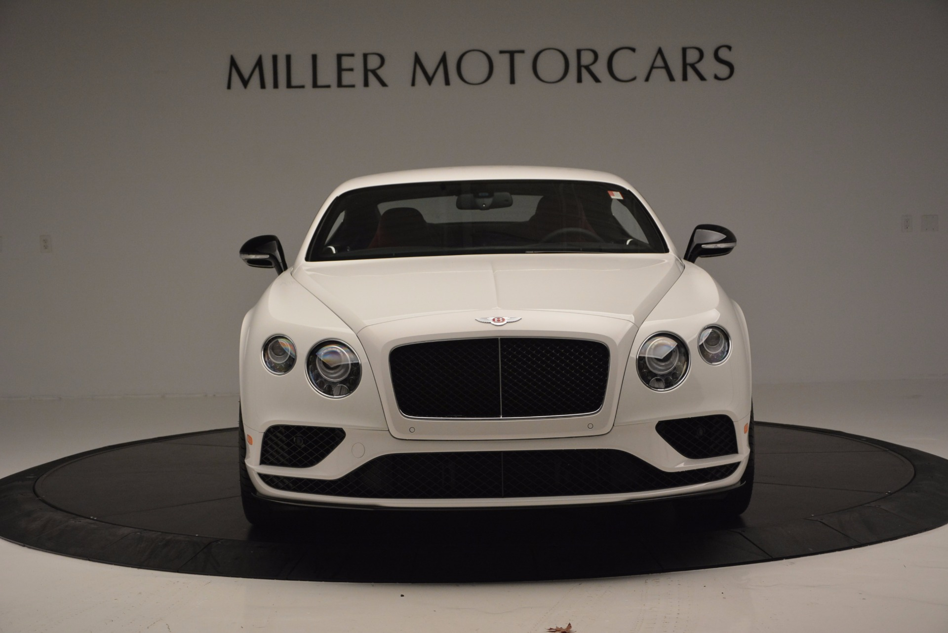 New 2017 Bentley Continental GT V8 S  For Sale In Westport, CT 637_p12