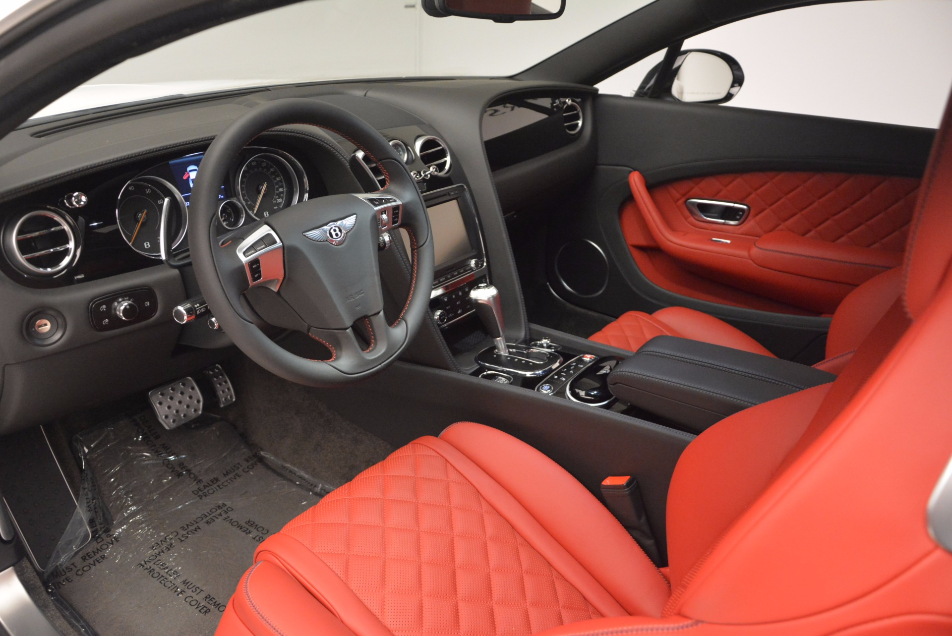 New 2017 Bentley Continental GT V8 S  For Sale In Westport, CT 637_p14