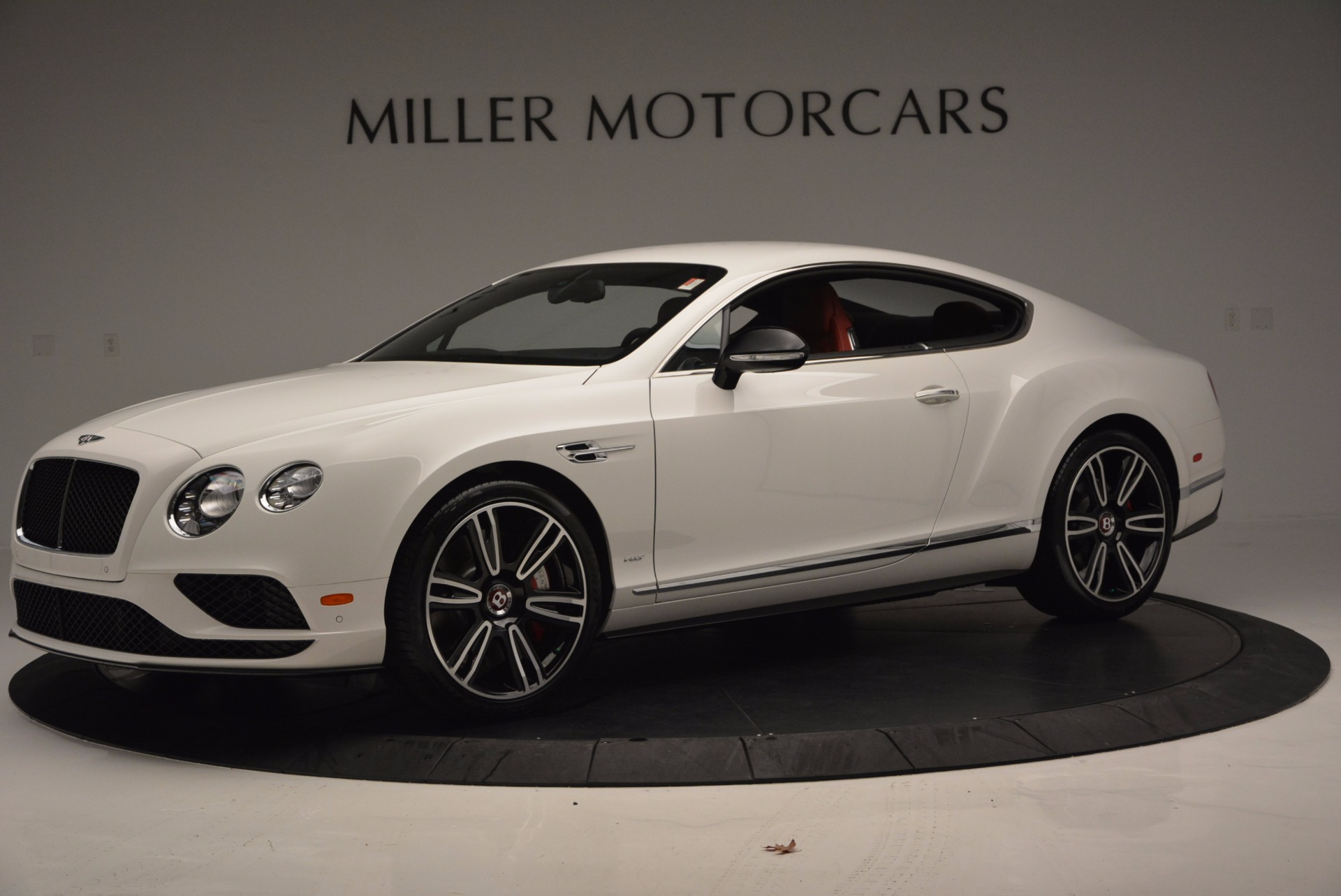 New 2017 Bentley Continental GT V8 S  For Sale In Westport, CT 637_p2
