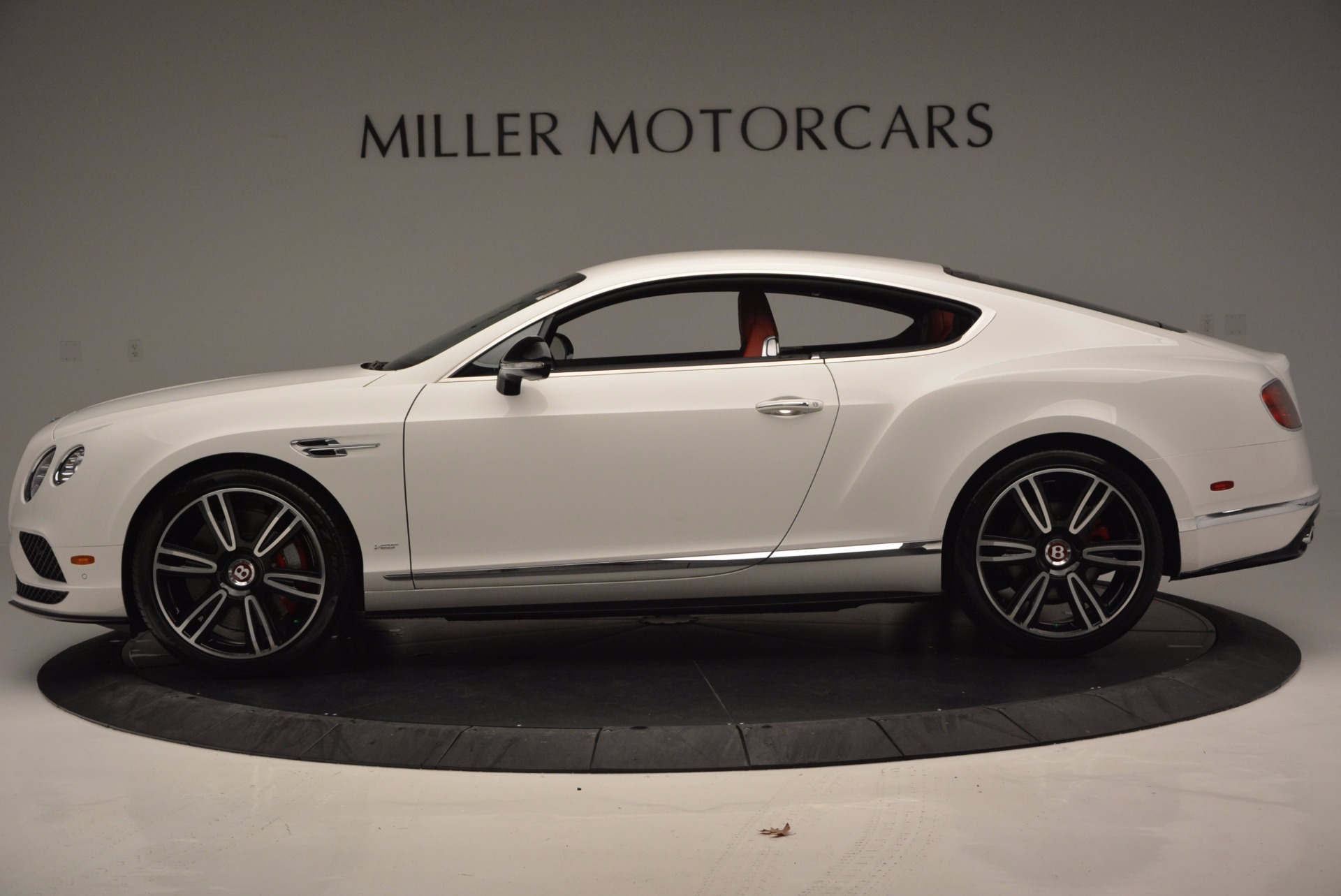 New 2017 Bentley Continental GT V8 S  For Sale In Westport, CT 637_p3