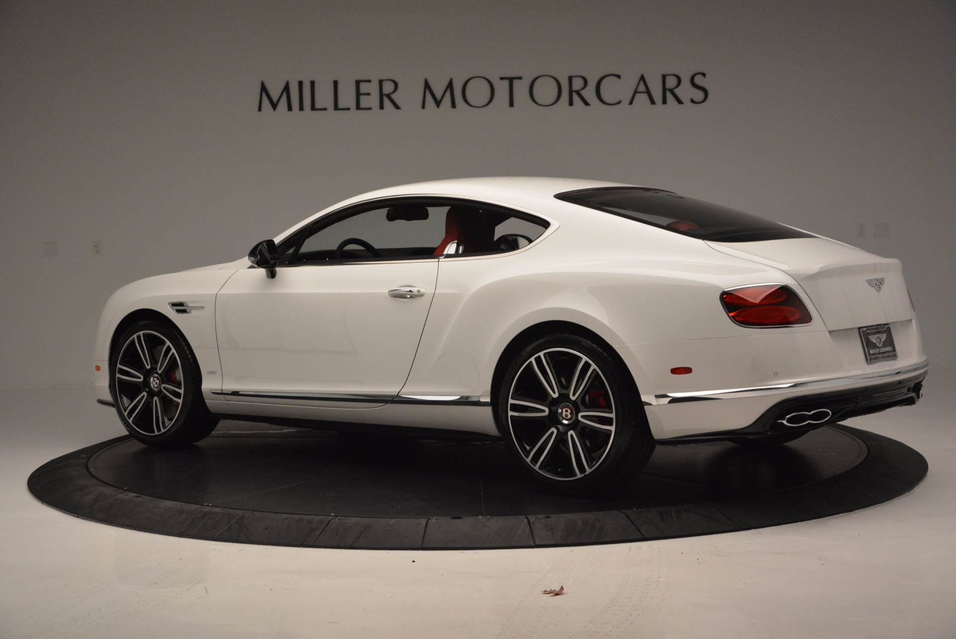 New 2017 Bentley Continental GT V8 S  For Sale In Westport, CT 637_p4