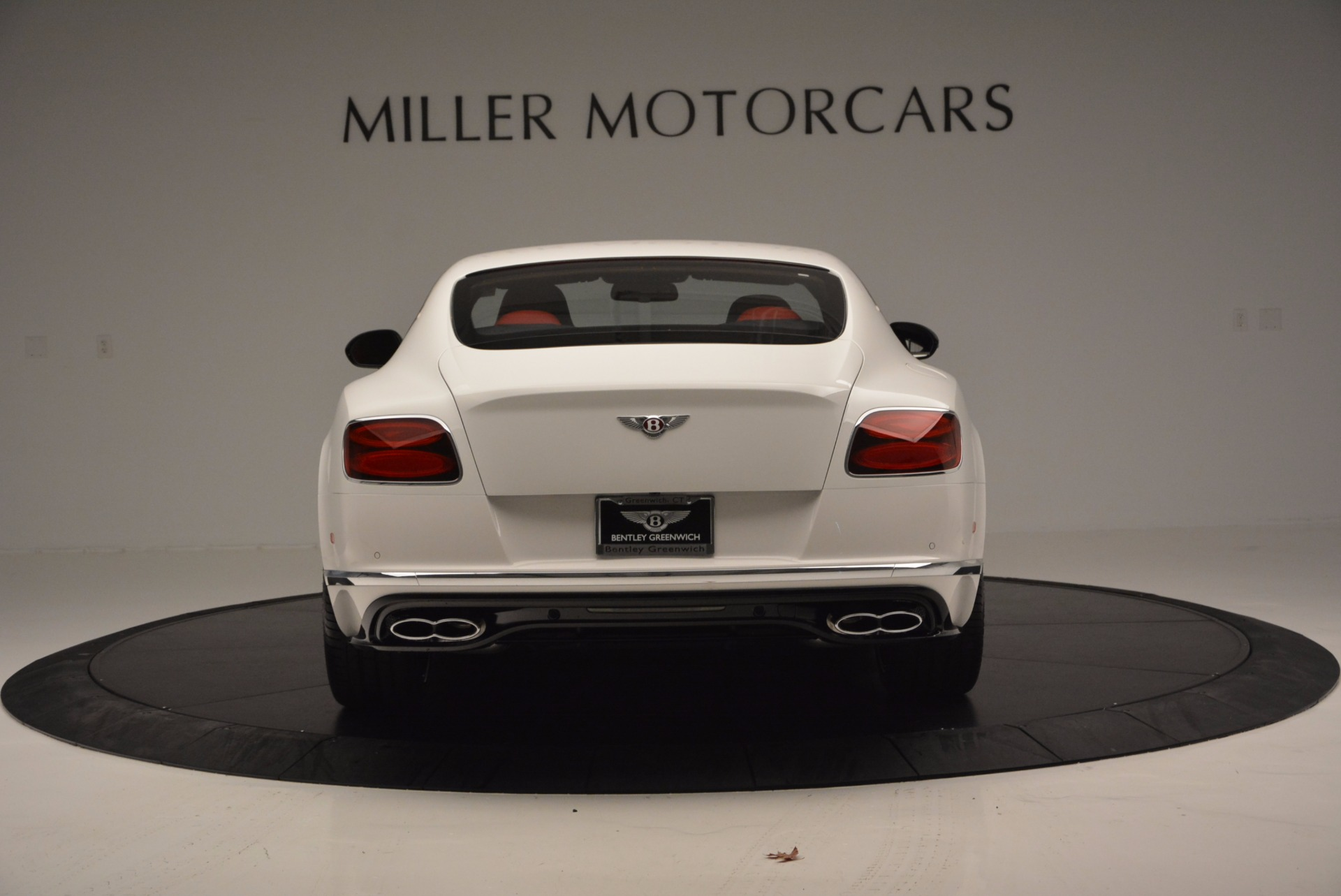 New 2017 Bentley Continental GT V8 S  For Sale In Westport, CT 637_p6