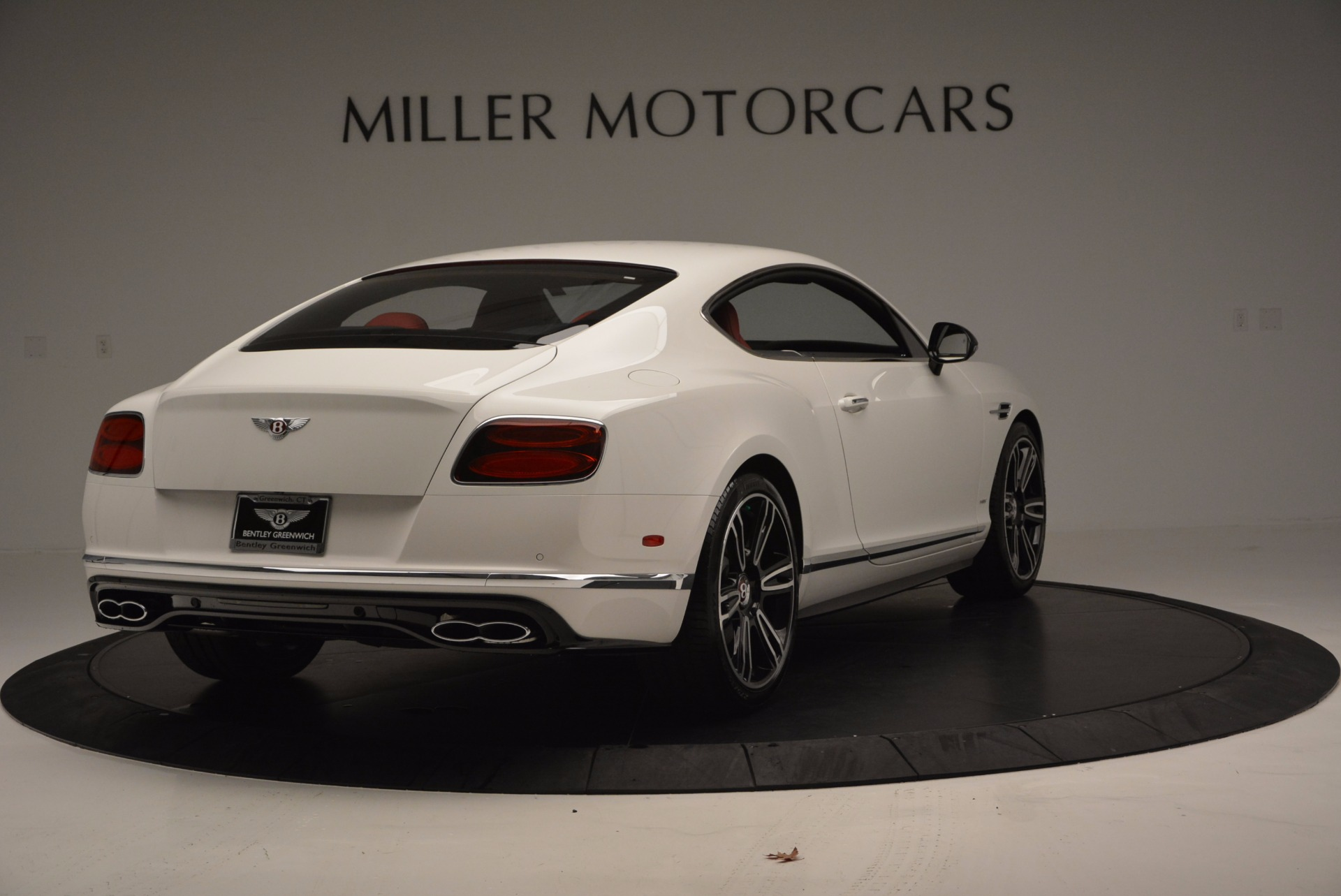 New 2017 Bentley Continental GT V8 S  For Sale In Westport, CT 637_p7