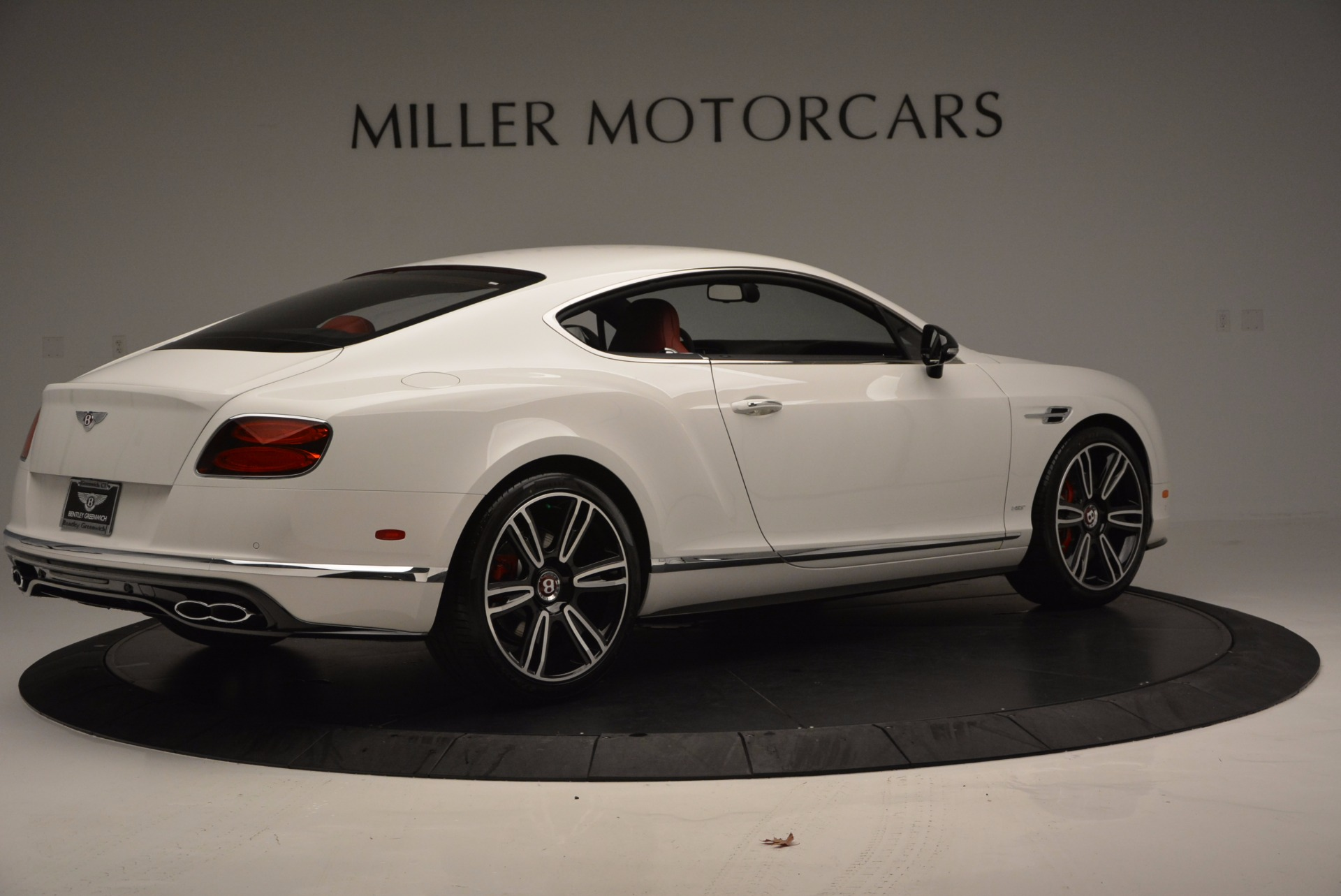 New 2017 Bentley Continental GT V8 S  For Sale In Westport, CT 637_p8