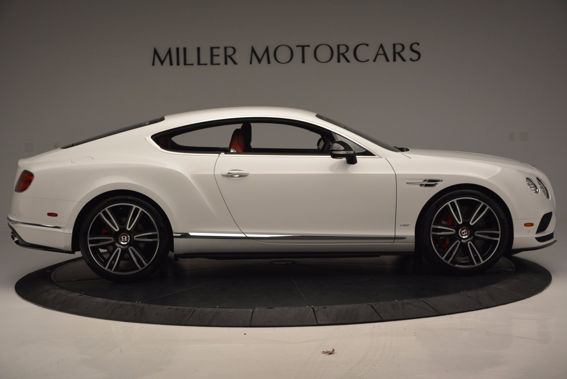 New 2017 Bentley Continental GT V8 S  For Sale In Westport, CT 637_p9