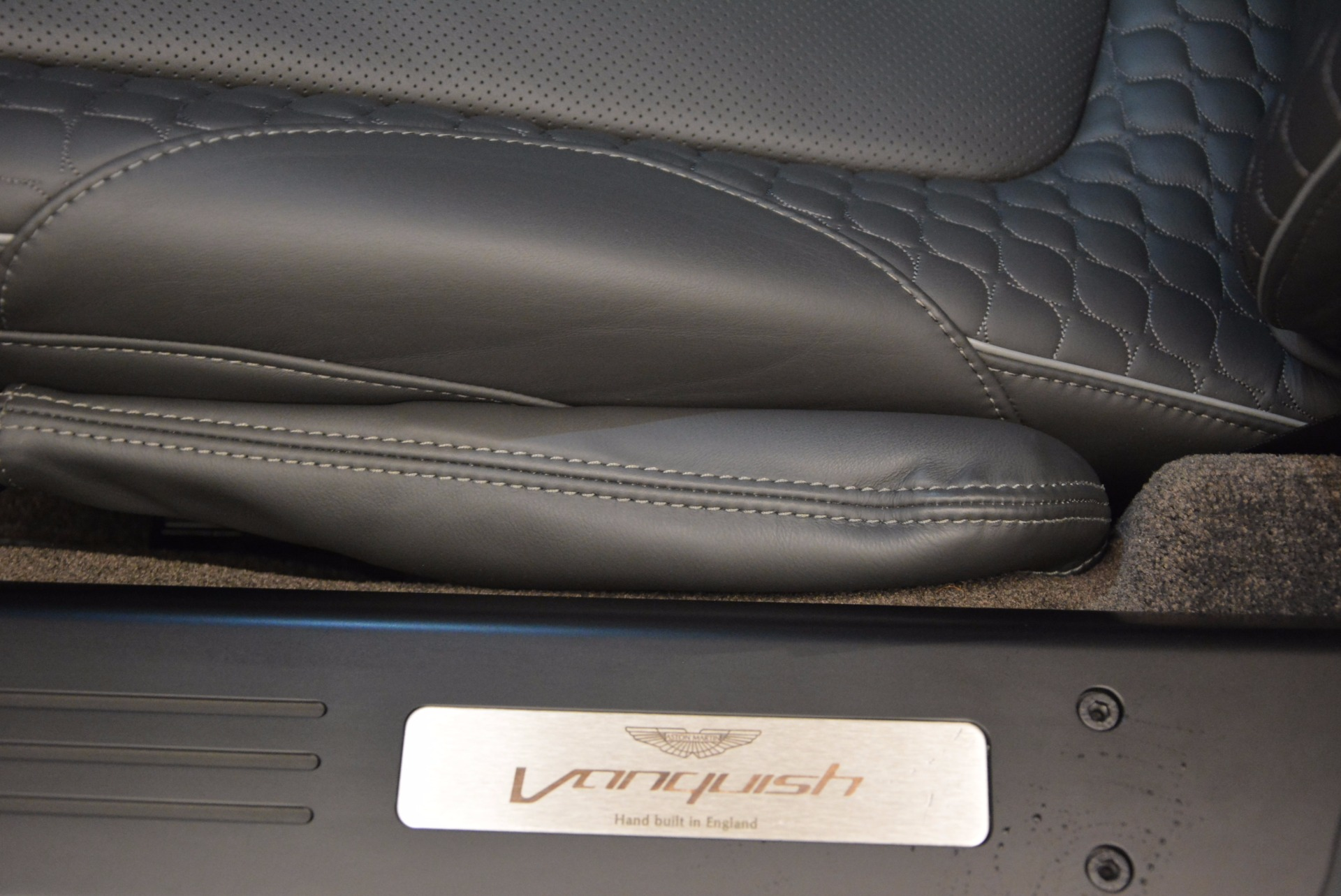 Used 2017 Aston Martin Vanquish Coupe For Sale In Westport, CT 638_p21