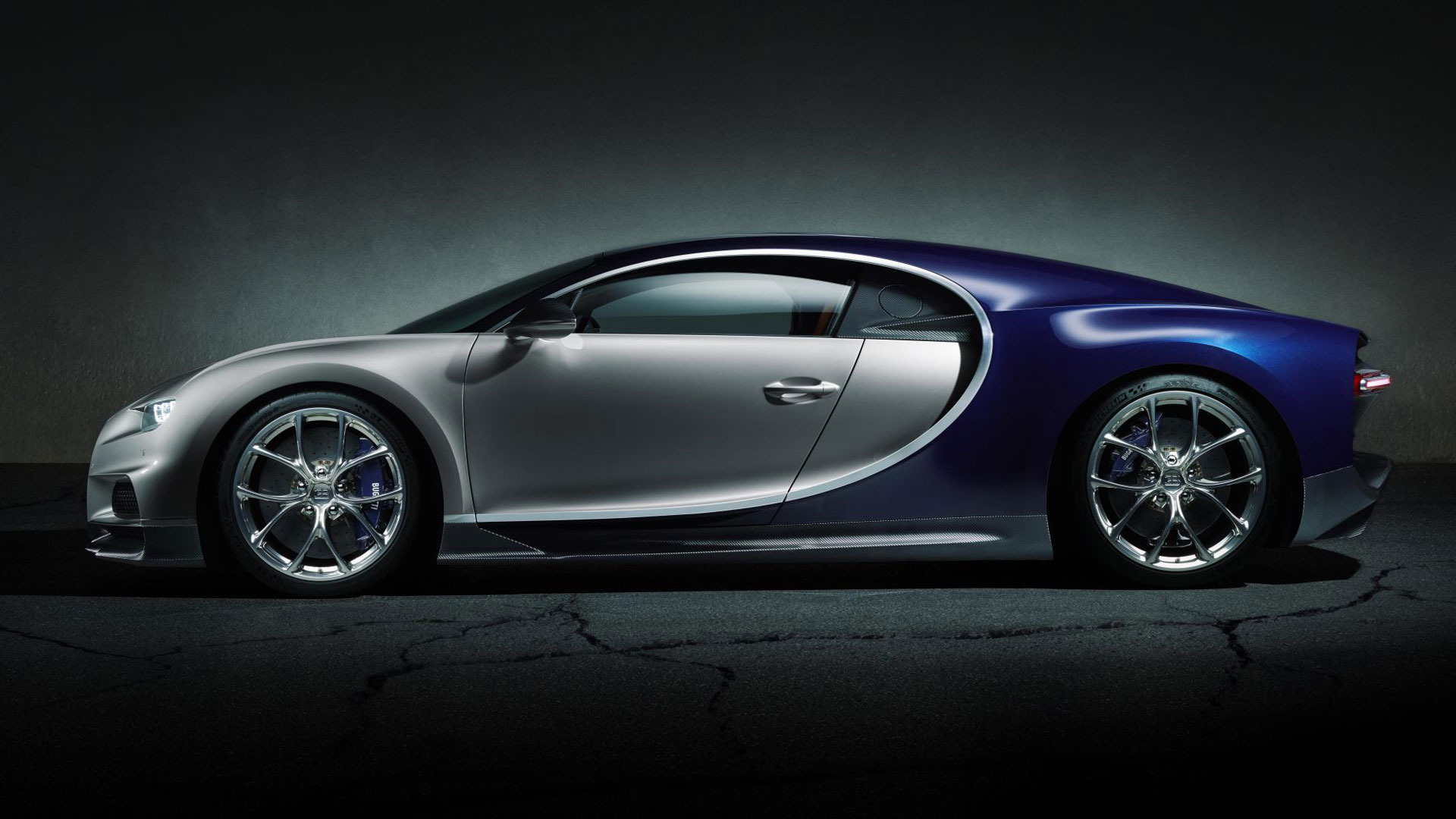 New 2020 Bugatti Chiron  For Sale In Westport, CT 639_p3
