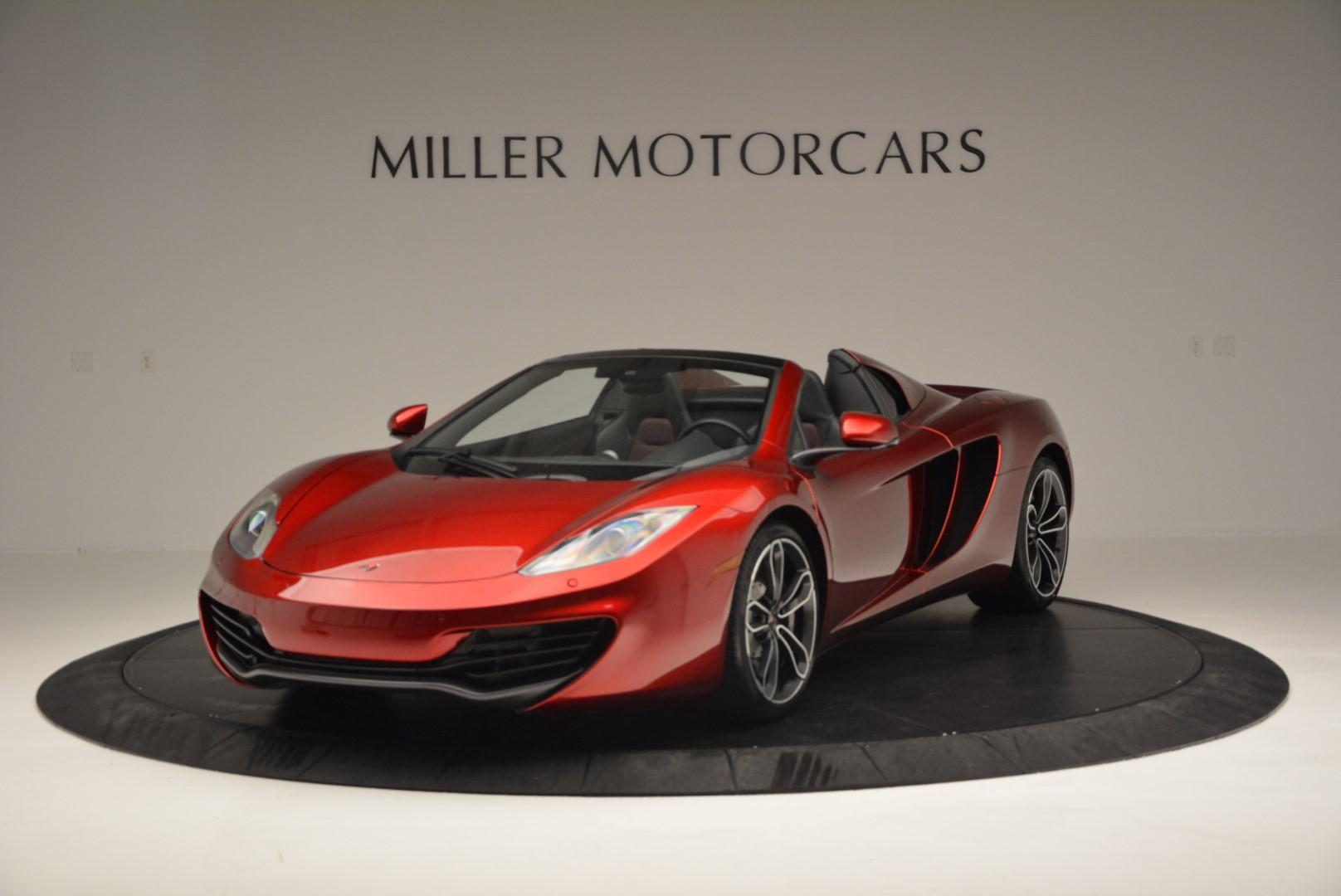 Used 2013 McLaren MP4-12C Base For Sale In Westport, CT
