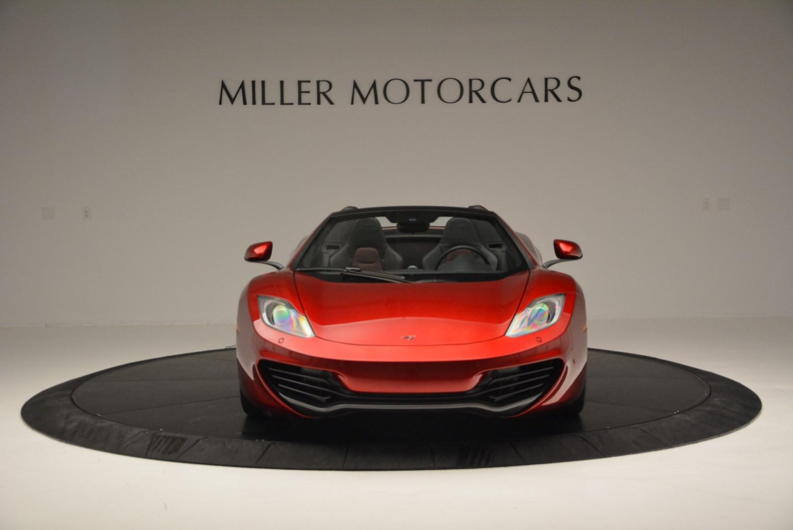 Used 2013 McLaren MP4-12C Base For Sale In Westport, CT 64_p12