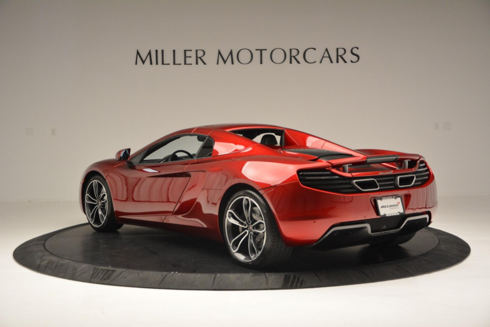 Used 2013 McLaren MP4-12C Base For Sale In Westport, CT 64_p15