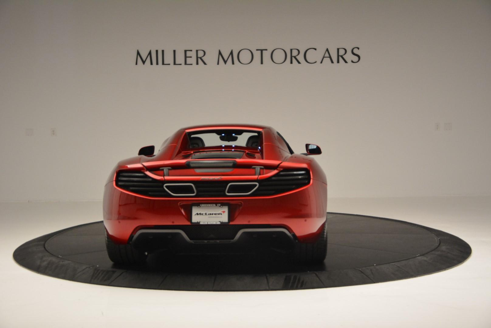 Used 2013 McLaren MP4-12C Base For Sale In Westport, CT 64_p16