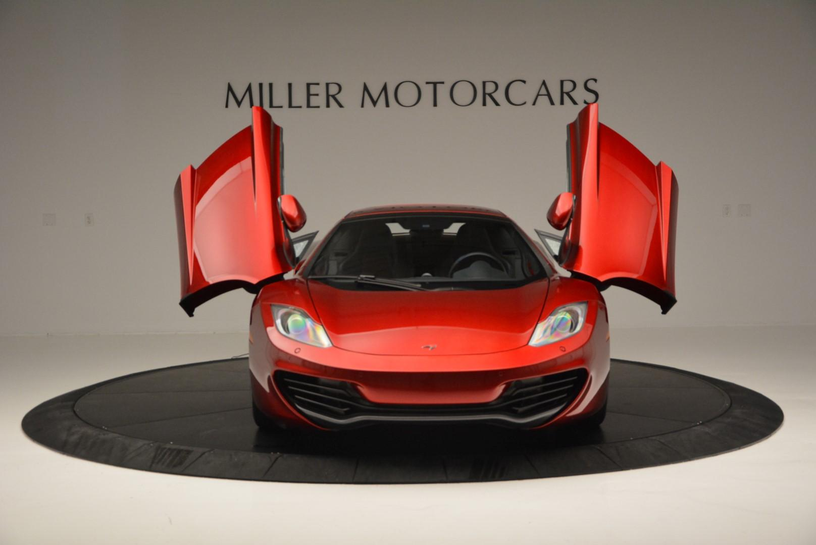 Used 2013 McLaren MP4-12C Base For Sale In Westport, CT 64_p20
