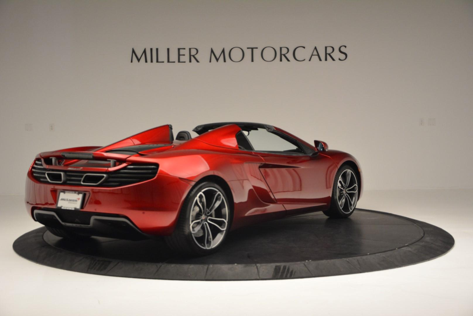 Used 2013 McLaren MP4-12C Base For Sale In Westport, CT 64_p7