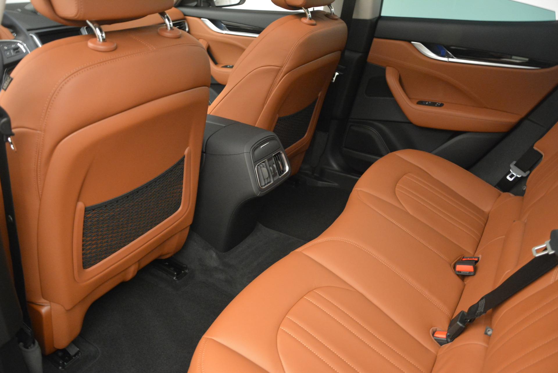 New 2017 Maserati Levante  For Sale In Westport, CT 641_p16