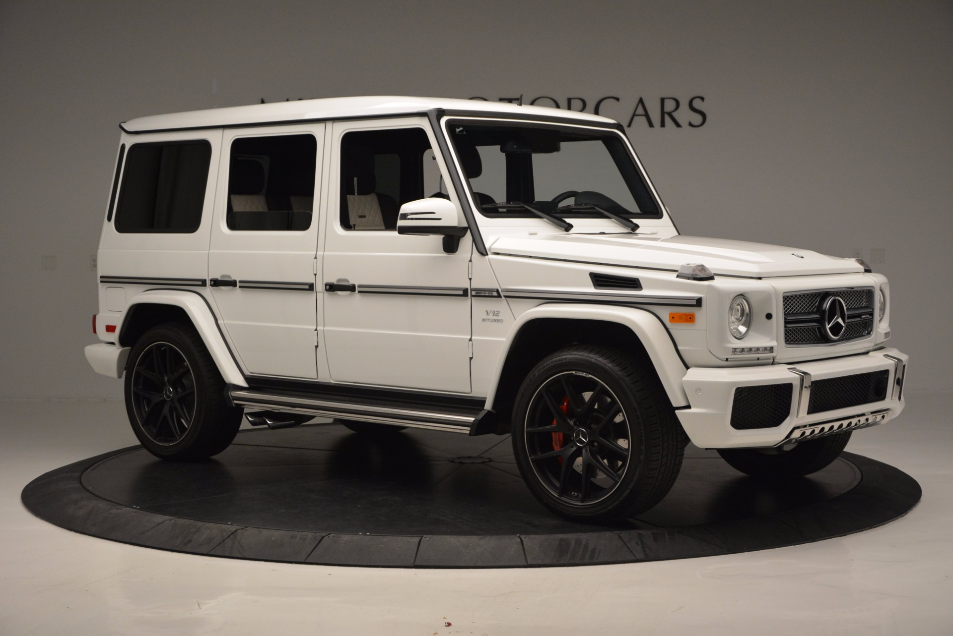 Used 2016 Mercedes Benz G-Class AMG G65 For Sale In Westport, CT 642_p10