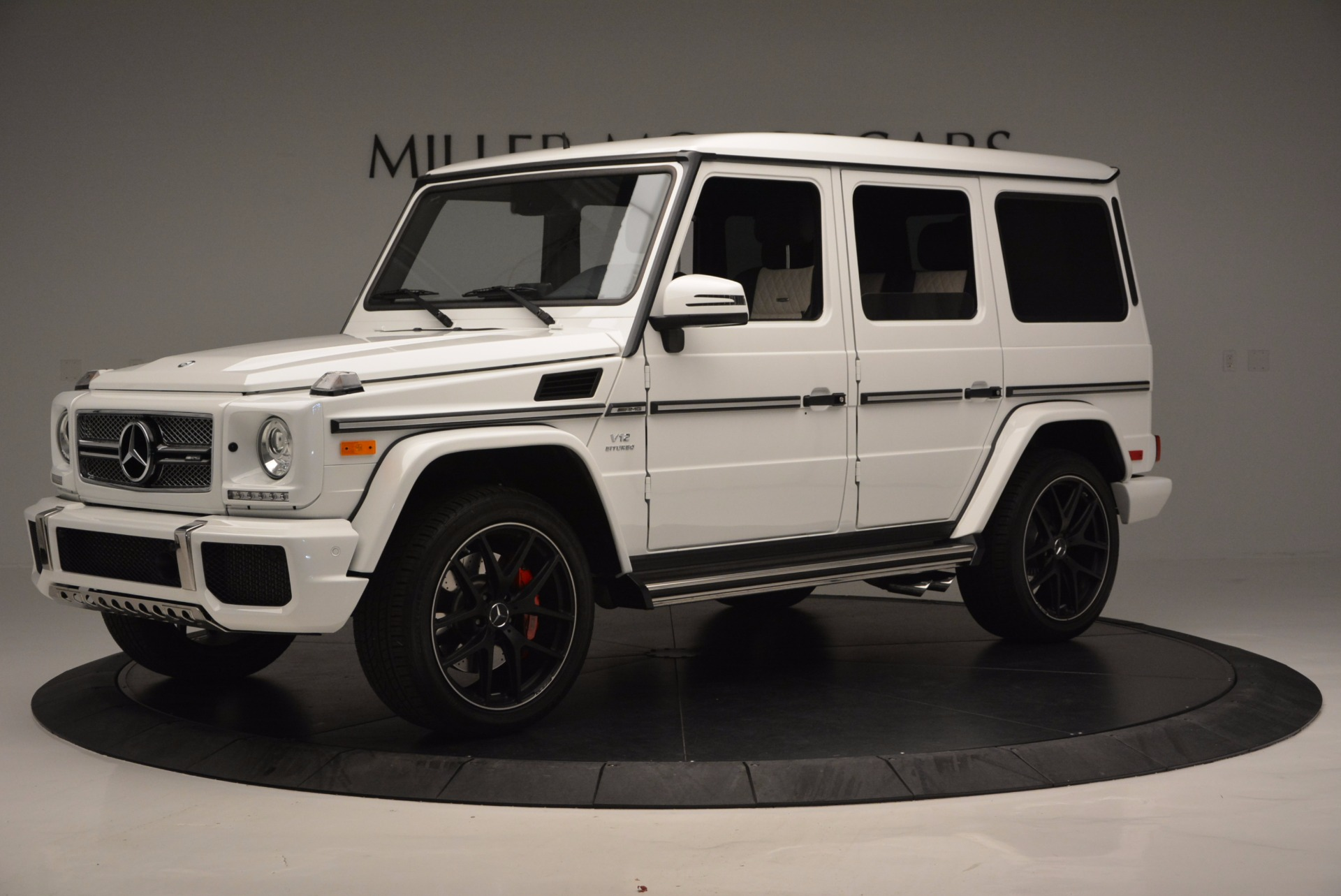 Used 2016 Mercedes Benz G-Class AMG G65 For Sale In Westport, CT 642_p2