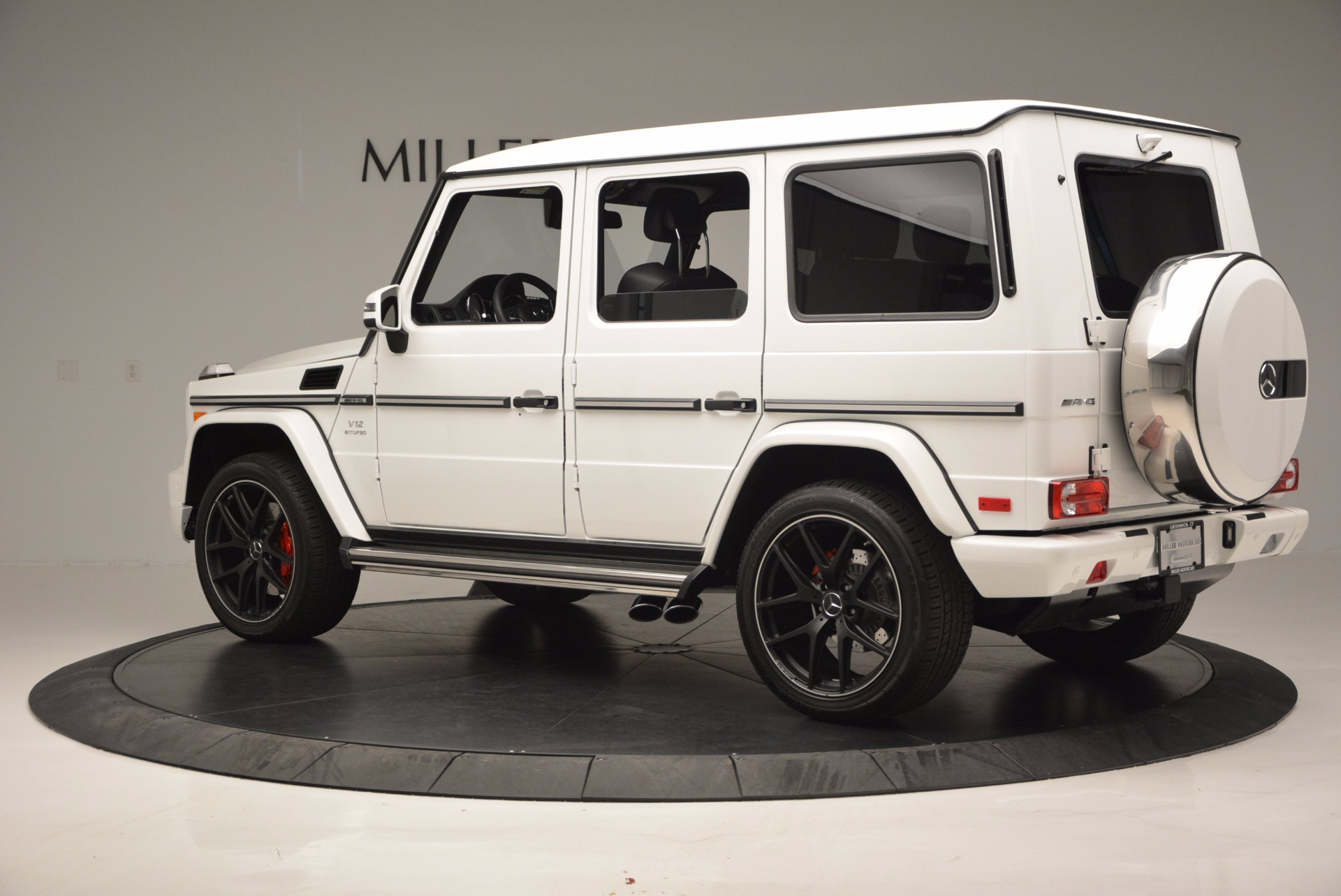 Used 2016 Mercedes Benz G-Class AMG G65 For Sale In Westport, CT 642_p4