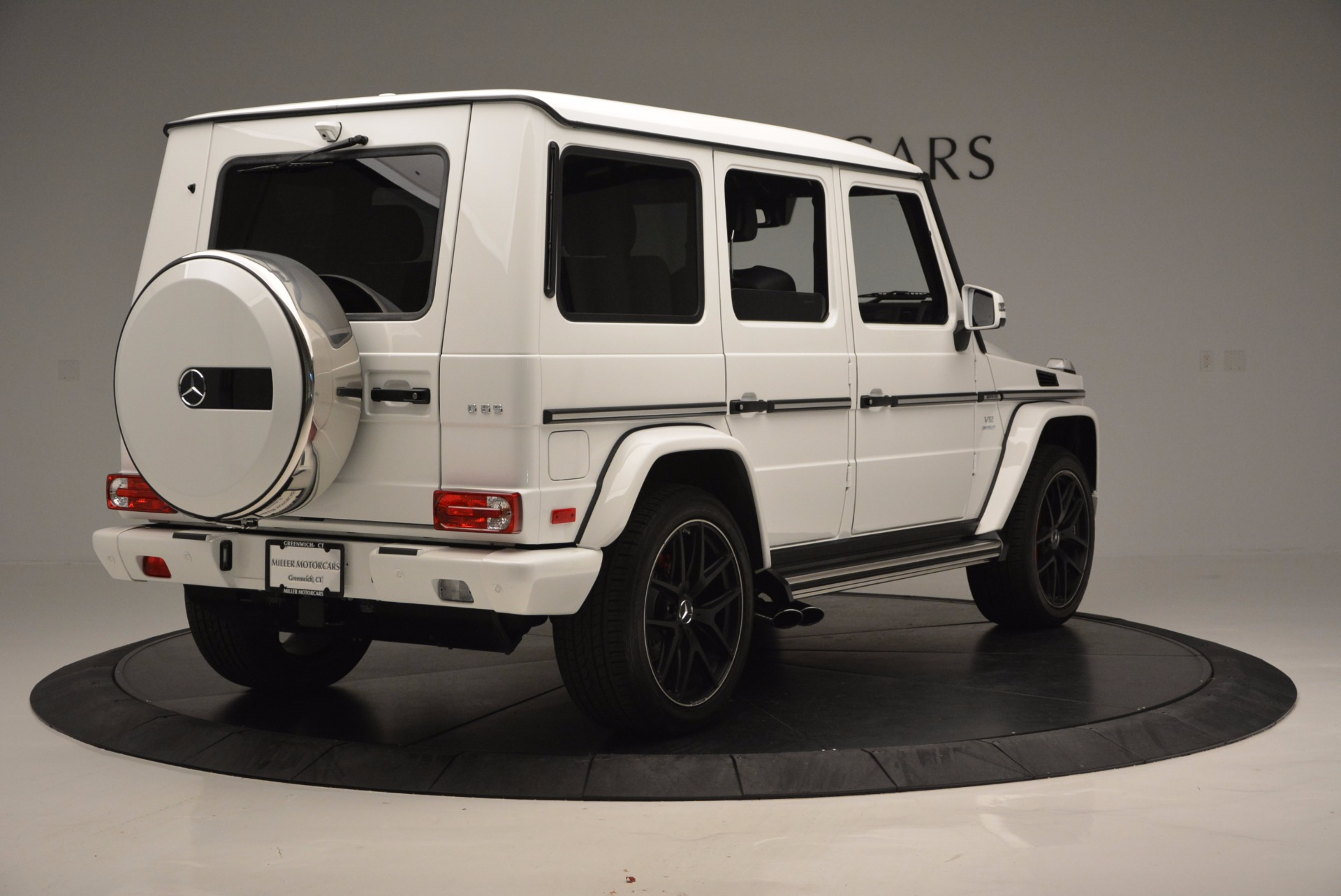 Used 2016 Mercedes Benz G-Class AMG G65 For Sale In Westport, CT 642_p7