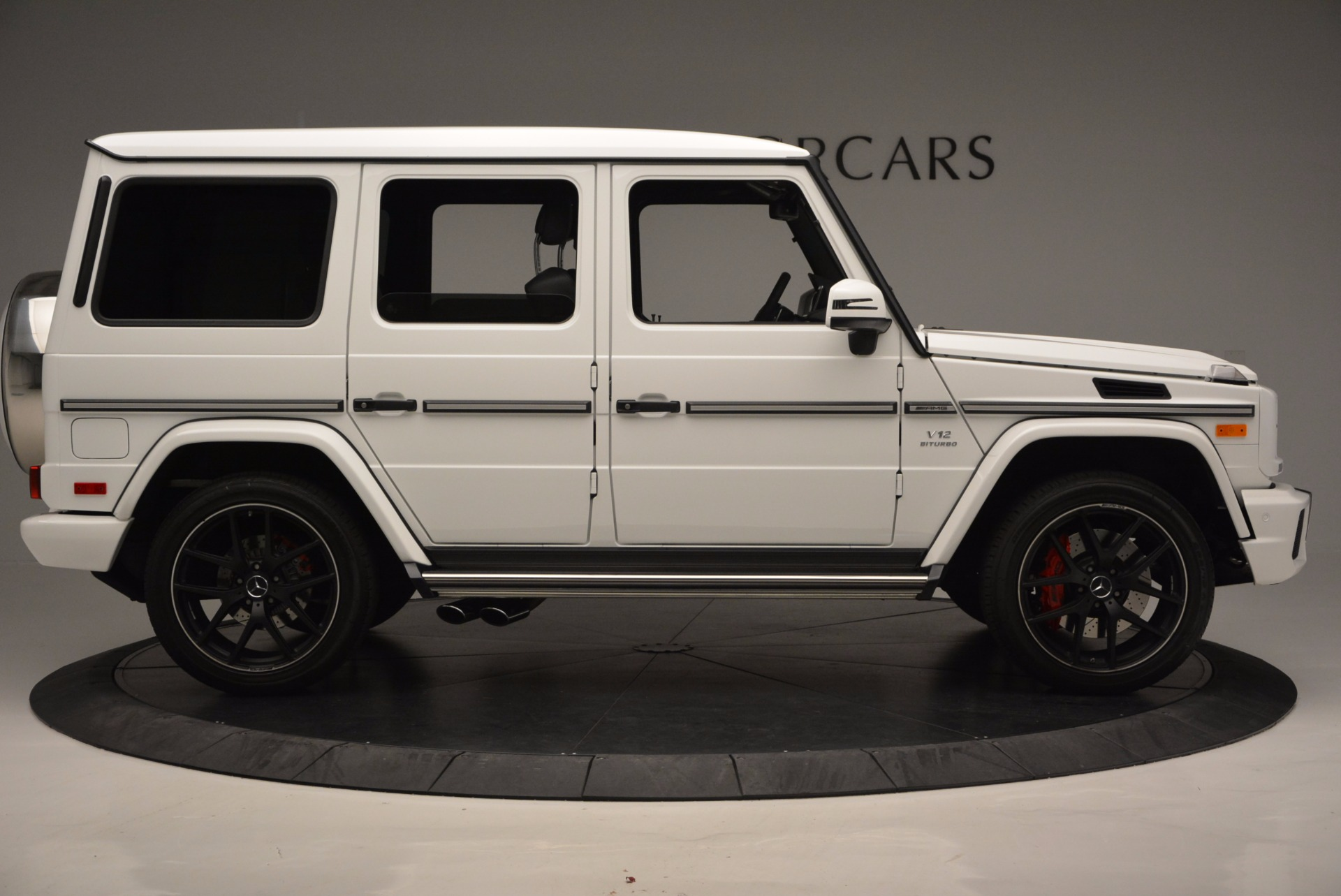 Used 2016 Mercedes Benz G-Class AMG G65 For Sale In Westport, CT 642_p9