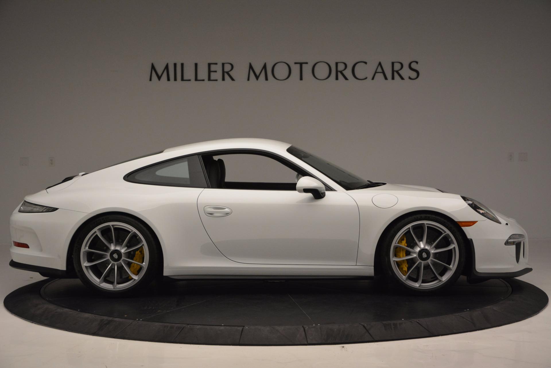 Used 2016 Porsche 911 R  For Sale In Westport, CT 643_p10