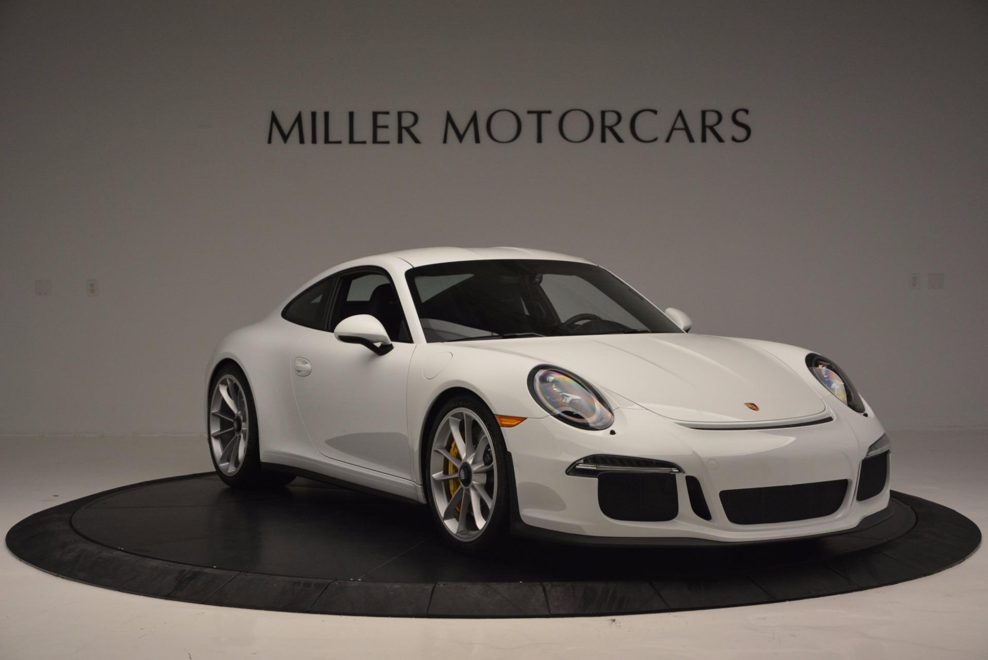 Used 2016 Porsche 911 R  For Sale In Westport, CT 643_p12